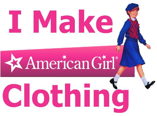 Sewing by Penny American Girl Clothing January 2017